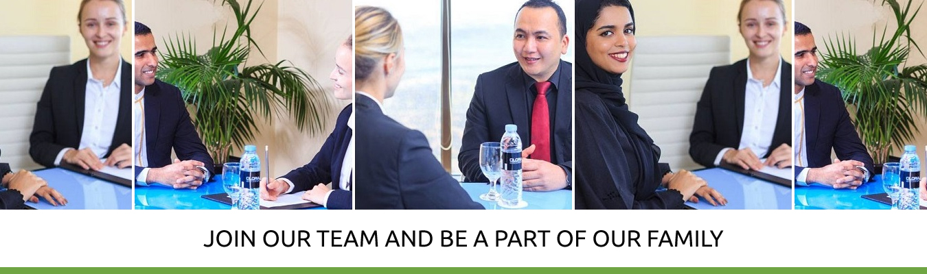 الوظائف | Executive Suites  Abu Dhabi